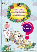 Confidence in Science - Seri Anak Populer di Korea