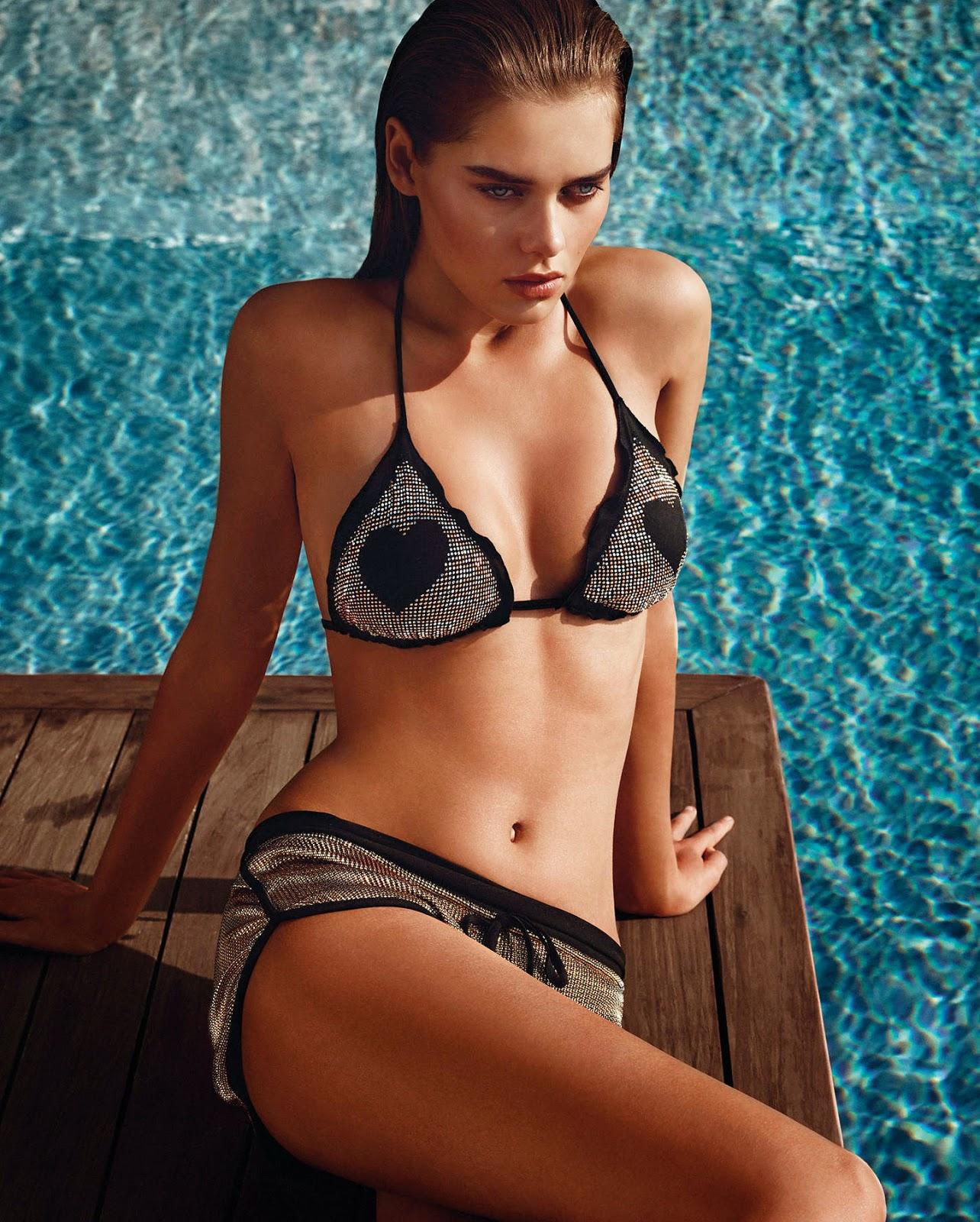 Twin-Set Swimwear Spring/Summer 2015 Lookbook