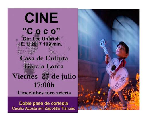"""Del proyecto Acciones en pro de los derechos humanos """"Coco"""""""
