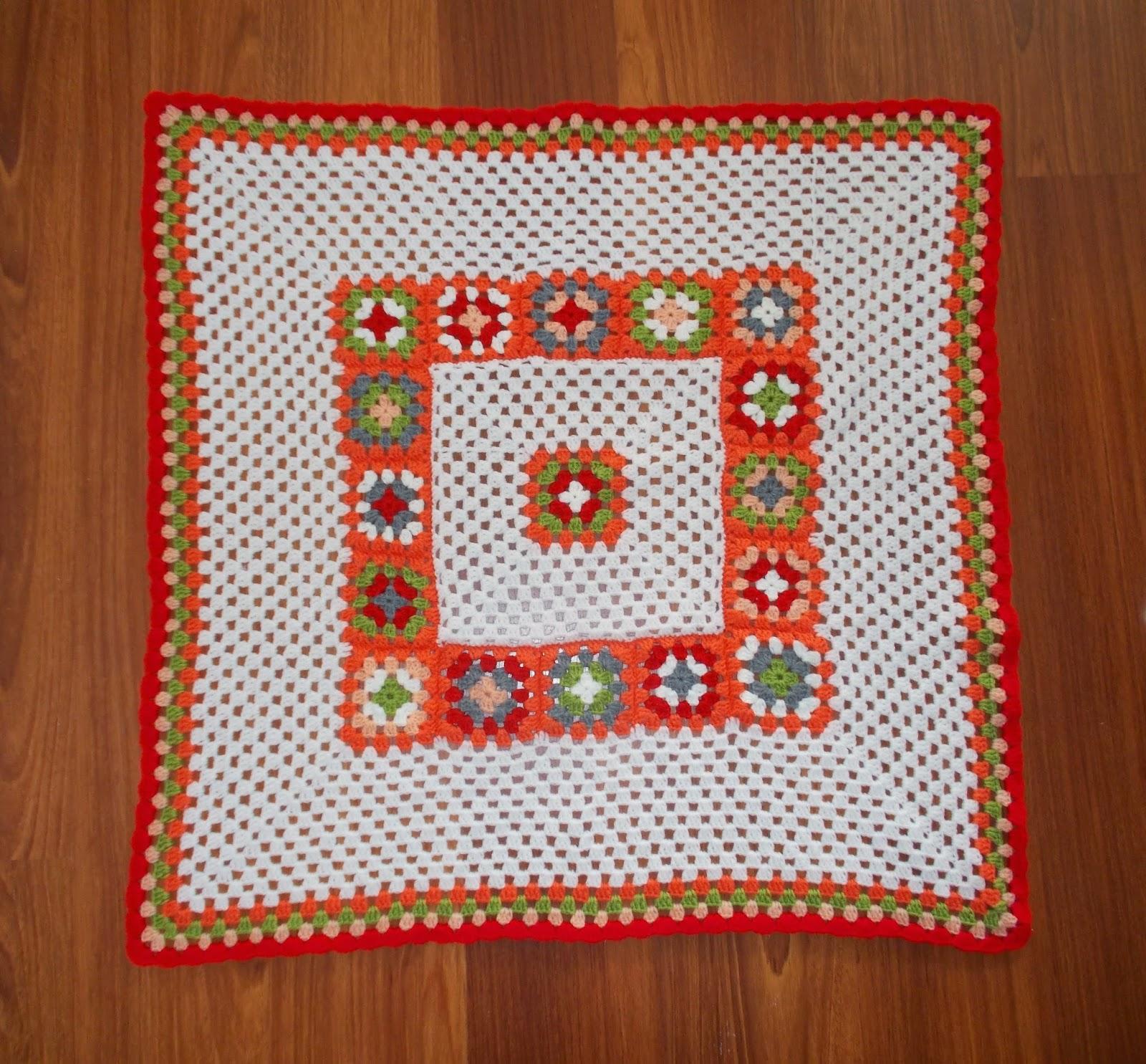 Marianna\'s Lazy Daisy Days: Fiesta Granny Blanket