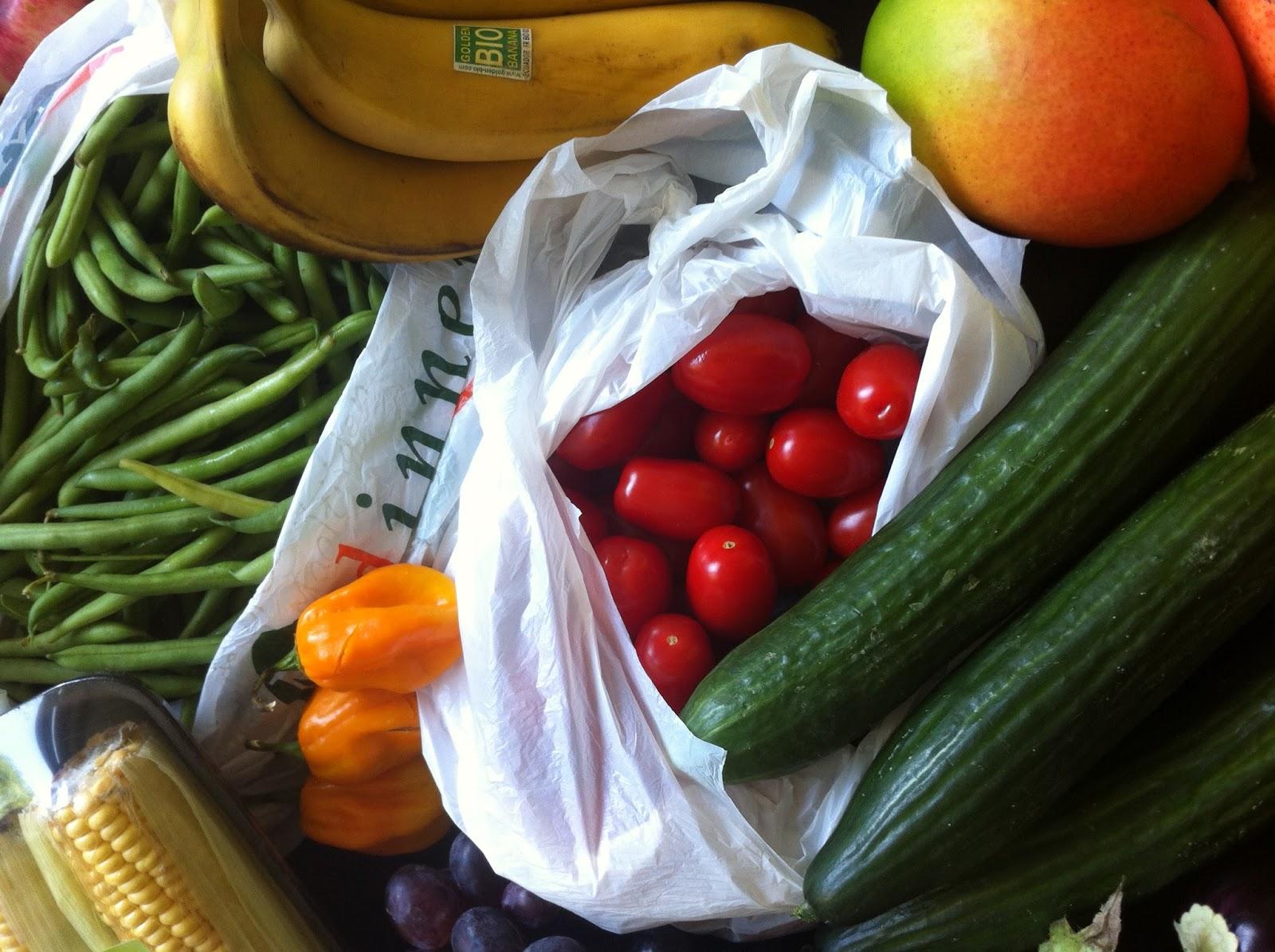 De Plantaardige Keuken: augustus 2013