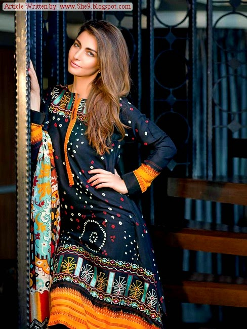 Gul Ahmed Pure Woolen Dress Collection