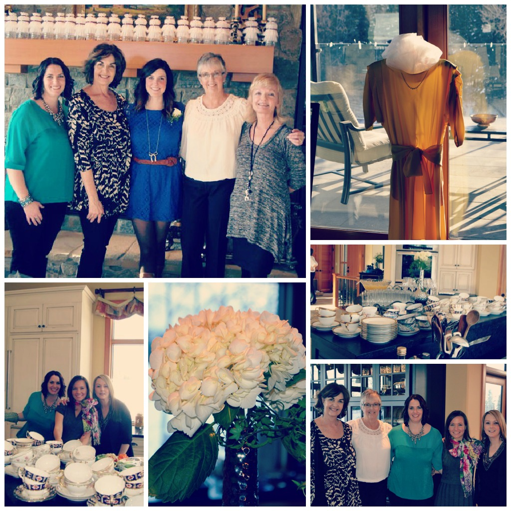 Bride Surprises Parents By Changing Into Mom S Gorgeous: Meet.make.laugh.: Meet.make.wedding: Hayley's Bridal Shower