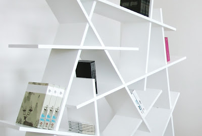 Creative Bookshelves and Unusual Bookcases (15) 8