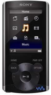 new Sony NWZ-E363