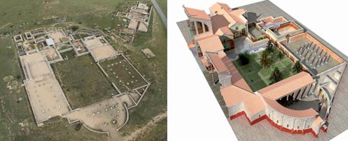 colonia_romana_clunia_visita_burgos_villa