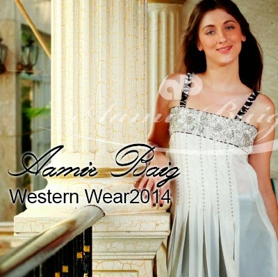 Western Wear Dress Collection 2014