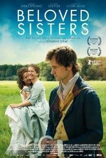 beloved sisters (2014) movie poster photo