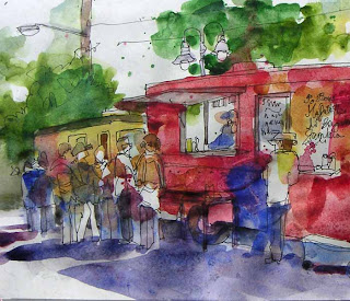 food trucks, Seattle