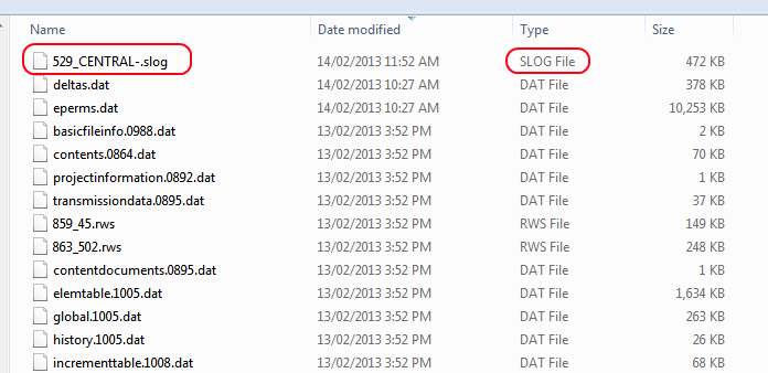 how to delete file that cant be found
