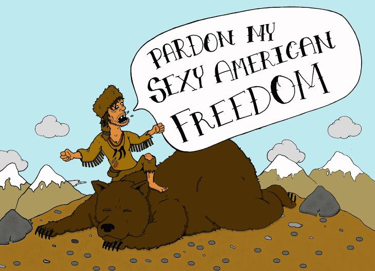 Pardon My Sexy American Freedom