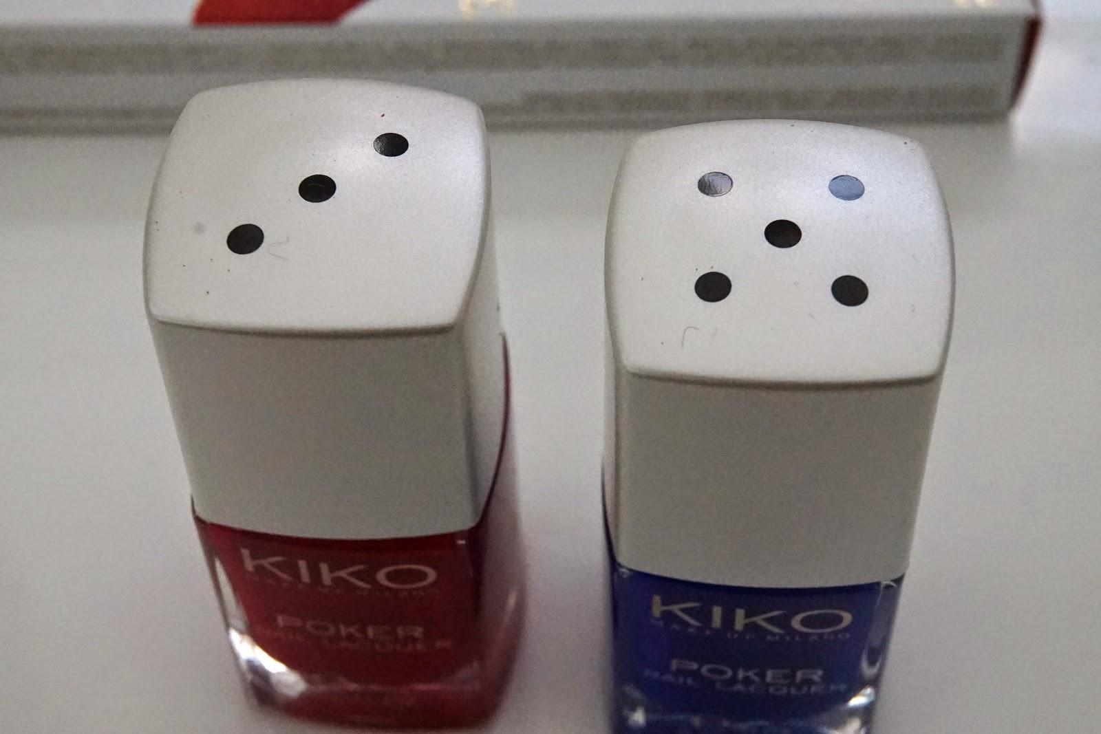 kiko poker nail lacquer