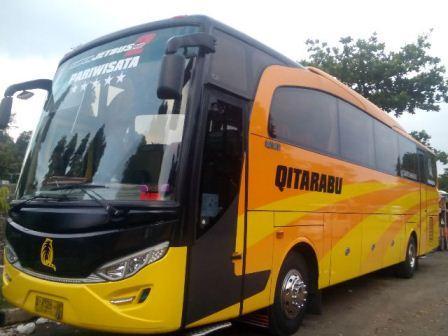 Bus Pariwisata Murah Qitarabu