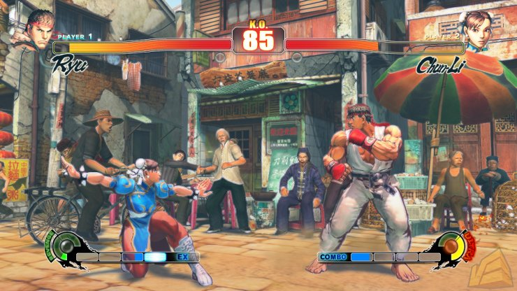 street fighter play online free game