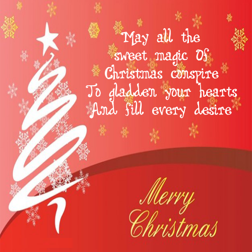 Merry Christmas Quotes For Friends 2014, 20 Merry Christmas Quotes ...