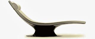 Une chaise longue au design incroyable