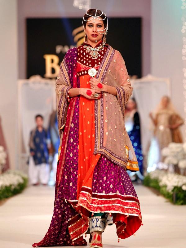 Style 360 Bridal Couture Week 2011 12 At Lahore Bridal