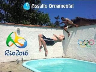 Meme - Olimpíadas Rio 2016