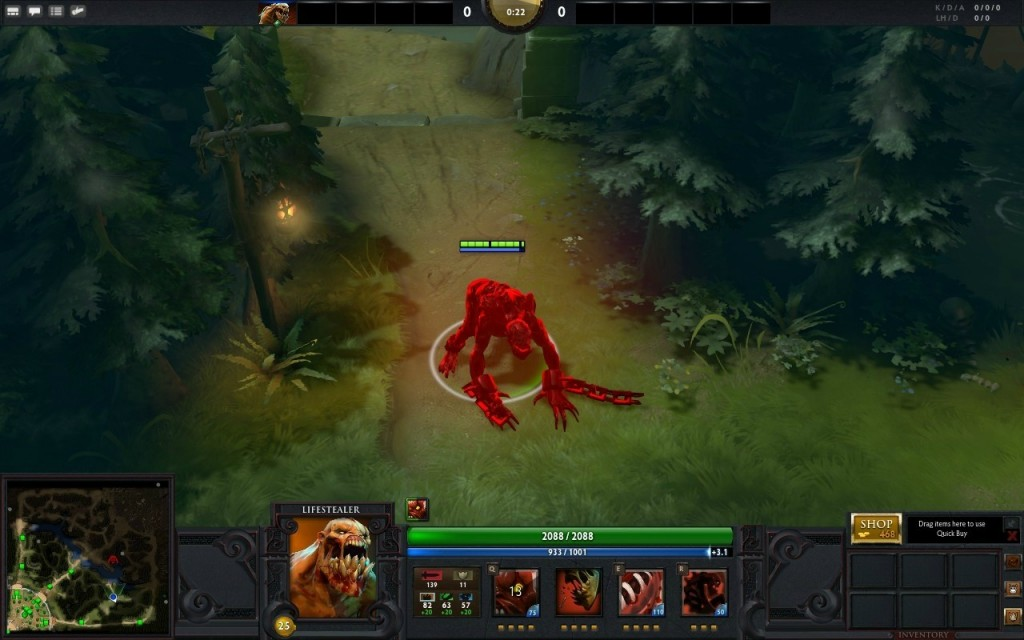 Naix The Lifestealer GameplayGuide Preview Dota 2 Throne