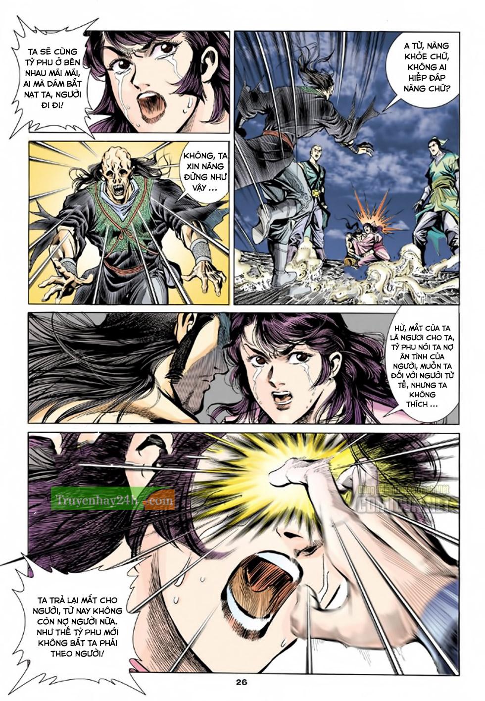 Thiên Long Bát Bộ chap 100 - Trang 27
