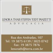 Advocacia Lenora Panzetti