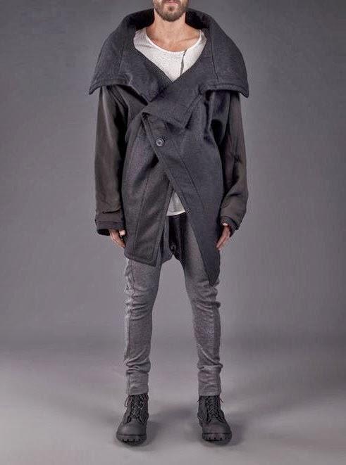 Look Oversized Coat