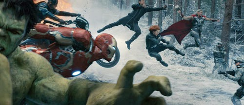 73 New Hi-Res Avengers Age of Ultron Pictures