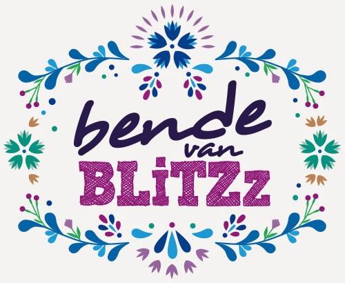 Bende van Blitzz - logo ontwerp