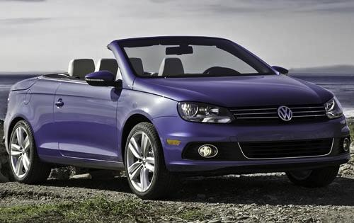 car informations and reviews 2012 volkswagen eos convertible. Black Bedroom Furniture Sets. Home Design Ideas