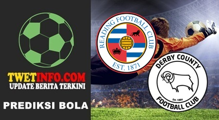 Prediksi Reading FC vs Derby County, England 16-09-2015