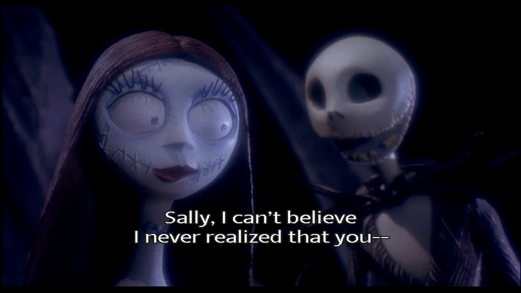 ... Dead of Night: Chosen Characters #4; Sally (The Nightmare Before