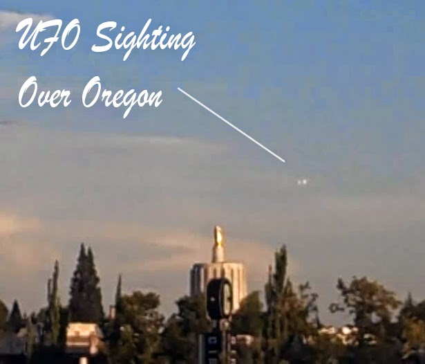 UFO Sighting Photo