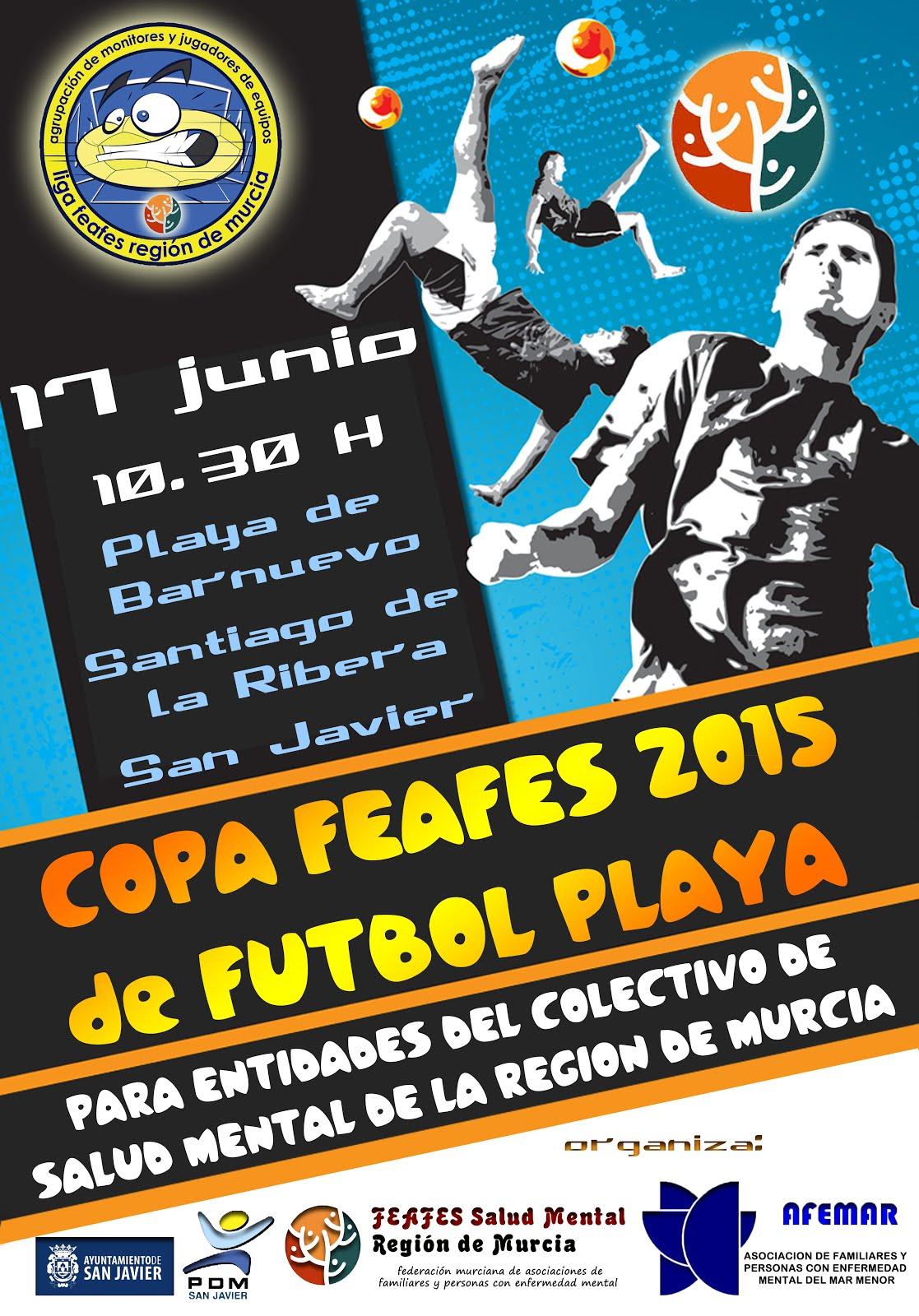 CARTEL DE LA COPA 2015