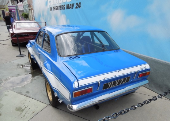 Fast Furious 6 1970 Ford Escort RS1600