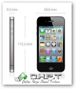 Review Harga Dan Spesifikasi Hp Apple IPhone 4S 64GB