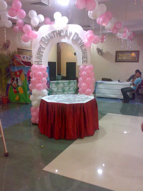birthday organisers in delhi