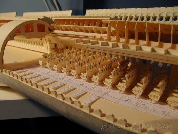 paper aircraft model