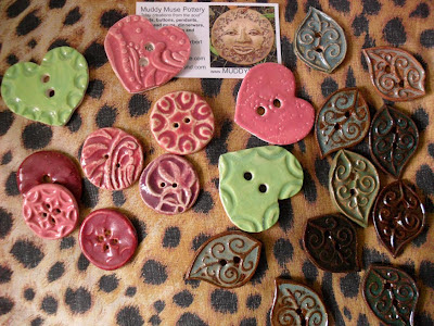 Miss Minoes Talking to myself again Etsy find Muddy Muse ceramic beads arrived from miss-minoes.blogspot.nl