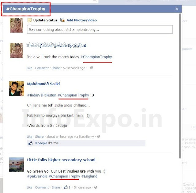 How to Use Hashtags on Facebook ..?