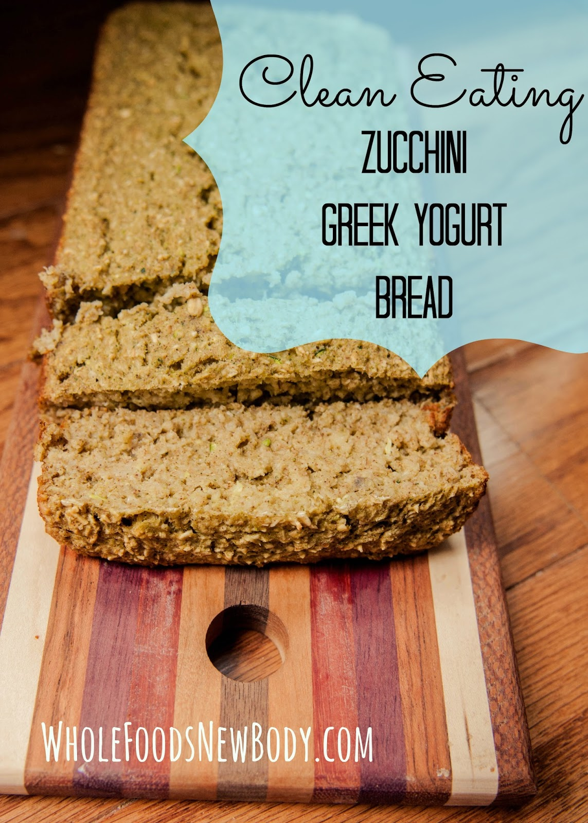 Whole foodsw body clean eating zucchini bread clean eating zucchini bread forumfinder Gallery