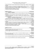 Barem de corectare titularizare iulie 2011 - Limba Romana (Educatori)