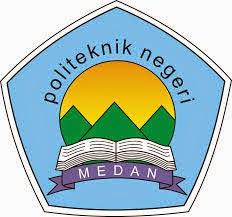 Logo Politeknik Negeri Medan, Medan
