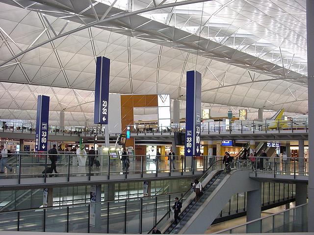 Hong Kong International Airport (Hong Kong)