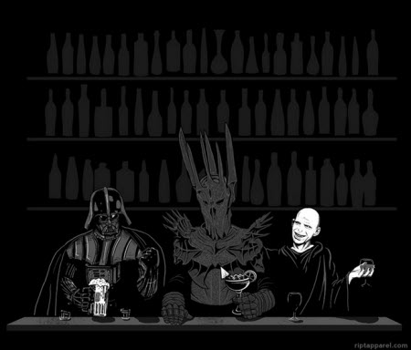 Happy hour dark lords