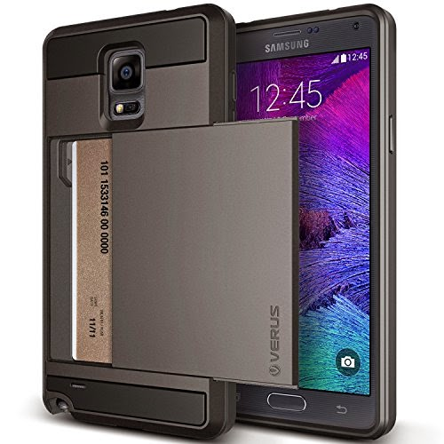 Verus [Card Slot Case] Galaxy Note 4 Case