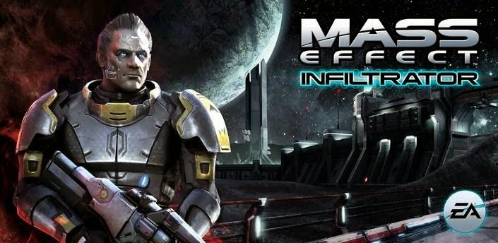Mass Effect™ Infiltrator v1.0.58 APK Mod