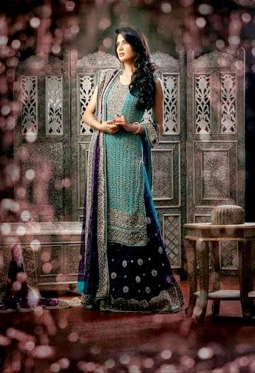 Pakistani Formal Dresses for Party Wear