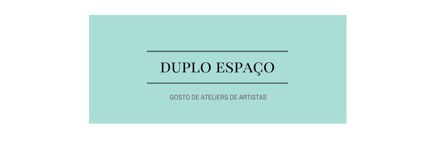 DUPLO ESPAÇO | ateliers de artistas