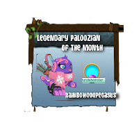 July's Legendary Paloozian Of the Month