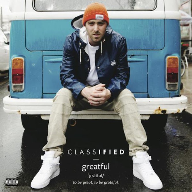 Classified - Greatful (2016)